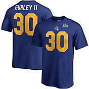 NFL Men's Super Bowl LIII Bound Los Angeles Rams Todd Gurley #30 T-Shirt