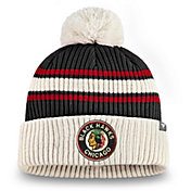 NHL Men's Chicago Blackhawks Classic Cuff Knit Beanie