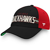 NHL Men's Chicago Blackhawks Classic Structured Snapback Adjustable Hat