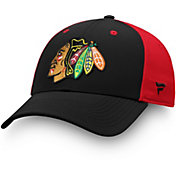 NHL Men's Chicago Blackhawks Iconic Speed Flex Hat