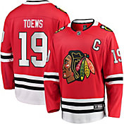 NHL Men's Chicago Blackhawks Jonathan Toews #19 Breakaway Home Replica Jersey