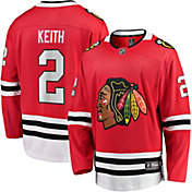 NHL Men's Chicago Blackhawks Duncan Keith #2 Breakaway Home Replica Jersey