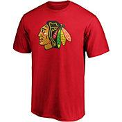 NHL Men's Chicago Blackhawks Primary Logo Red T-Shirt
