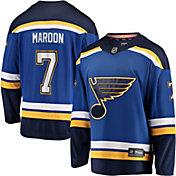 NHL Men's St. Louis Blues Patrick Maroon #7 Breakaway Home Replica Jersey