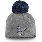 NHL Women's St. Louis Blues Marled Pom Kit Beanie