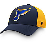 NHL Men's St. Louis Blues Iconic Speed Flex Hat