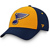 NHL Men's St. Louis Blues Iconic Flex Hat