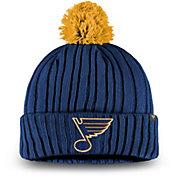 NHL Men's St. Louis Blues Pom Knit Beanie