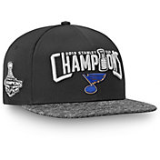 ffcbcd89 Product Image · NHL Men's 2019 Stanley Cup Champions St. Louis Blues  Snapback Adjustable Hat