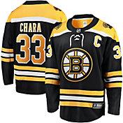 NHL Men's Boston Bruins Zdeno Chara #33 Breakaway Home Replica Jersey