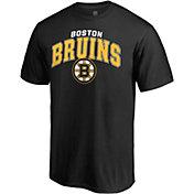 NHL Men's Boston Bruins Steady  T-Shirt
