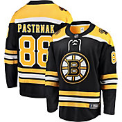 NHL Men's Boston Bruins David Pastrnak #88 Breakaway Home Replica Jersey