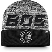 NHL Men's Boston Bruins Clutch Cuffed Knit Beanie