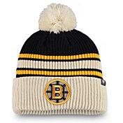 NHL Men's Boston Bruins Classic Cuff Knit Beanie