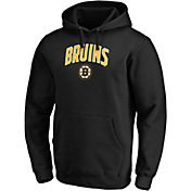 NHL Men's Boston Bruins Engage Black Pullover Hoodie