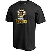 NHL Men's Boston Bruins Lock Up  T-Shirt