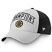 NHL Men's 2019 NHL Eastern Conference Champions Boston Bruins Flex Hat