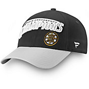 NHL Men's 2019 NHL Eastern Conference Champions Boston Bruins Adjustable Hat