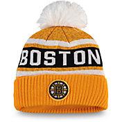 NHL Women's Boston Bruins Pom Knit Beanie