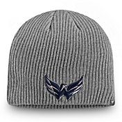 NHL Men's Washington Capitals Marled Tech Knit Beanie