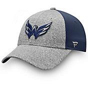 NHL Men's Washington Capitals Marled Adjustable Hat