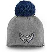 NHL Women's Washington Capitals Marled Pom Kit Beanie