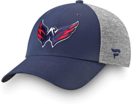 the best attitude 7679e 9a99a NHL Men  39 s Washington Capitals Logo Navy Flex Hat