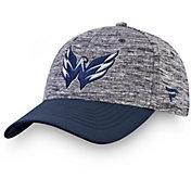 NHL Men's Washington Capitals Clutch Flex Hat