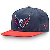 NHL Men's Washington Capitals Iconic Snapback Adjustable Hat