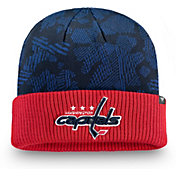 NHL Men's Washington Capitals Iconic Cuff Knit Beanie