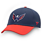 NHL Men's Washington Capitals Draft Flex Hat
