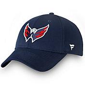 NHL Men's Washington Capitals Alpha Adjustable Hat
