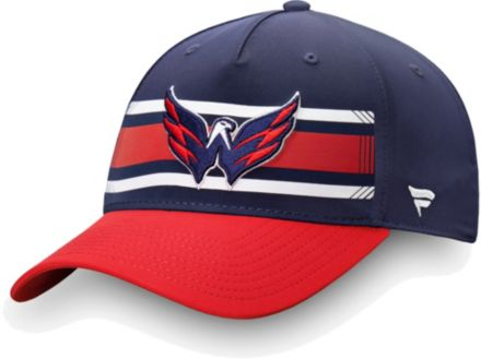 online store 0e4b4 2c490 NHL Men s Washington Capitals Draft Flex Hat.  29.99. NHL Men  39 s Washington  Capitals Alpha Navy Adjustable Hat