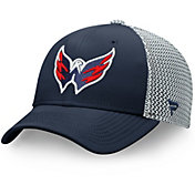 NHL Men's Washington Capitals Speed Navy Flex Hat