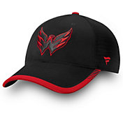 6781250b9a3 Product Image · NHL Men s Washington Capitals Stripe Trucker Navy Snapback  Adjustable Hat