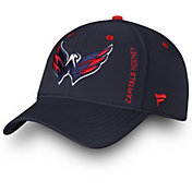 NHL Men's Washington Capitals Authentic Pro Speed Flex Hat