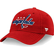 NHL Men's Washington Capitals Core Red Adjustable Hat