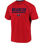 NHL Men's Washington Capitals Mission Red T-Shirt