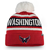 NHL Women's Washington Capitals Pom Knit Beanie
