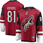 NHL Men's Arizona Coyotes Phil Kessel #81 Breakaway Home Replica Jersey