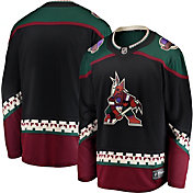 NHL Men's Arizona Coyotes Breakaway Alternate Replica Jersey