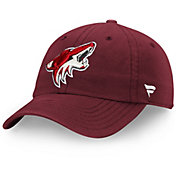 NHL Men's Arizona Coyotes Fundamental Adjustable Hat