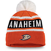 NHL Women's Anaheim Ducks Pom Knit Beanie