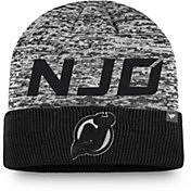 NHL Men's New Jersey Devils Clutch Cuffed Knit Beanie