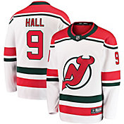 NHL Men's New Jersey Devils Taylor Hall #9 Breakaway Retro Replica Jersey