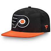 NHL Men's Philadelphia Flyers Iconic Snapback Adjustable Hat