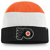 NHL Men's Philadelphia Flyers Alternate Cuff Knit Beanie