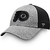 NHL Men's Philadelphia Flyers Marled Adjustable Hat