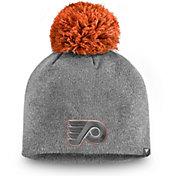 NHL Women's Philadelphia Flyers Marled Pom Kit Beanie