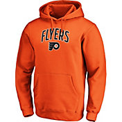 NHL Men's Philadelphia Flyers Engage Orange Pullover Hoodie